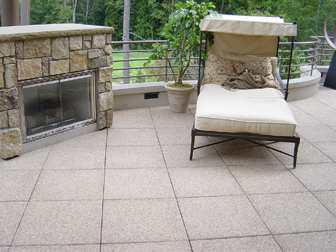 Roofing Pavers