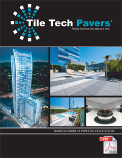 Roof Pavers Catalog