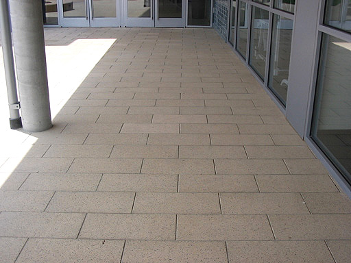 Pavers for walkways